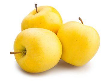 تفاح أصفر