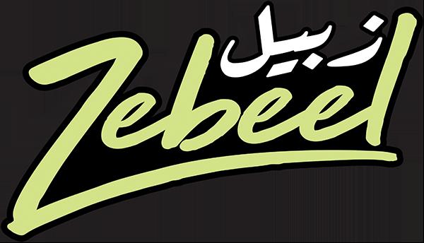 Myzebeel Footer Logo